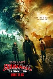 L'ultimo Sharknado: Era ora! (2018)