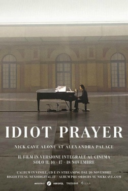 Idiot Prayer - Nick Cave alone at Alexandra Palace (2020)